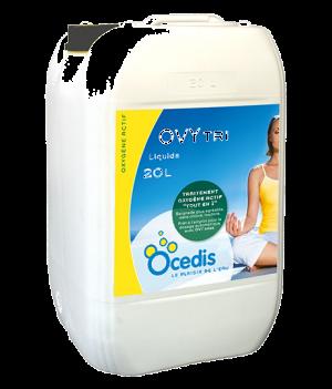 Aktyvus deguonis su algicidu - daugiafunkcinis OCEDIS OvyTri 20l