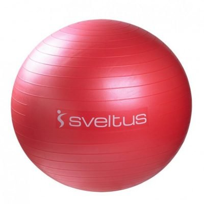 Gimnastikos kamuolys GYMBALL 65cm red