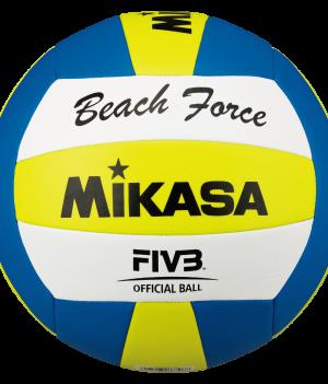 Paplūdimio tinklinio kamuolys Mikasa VXS-BMD-O