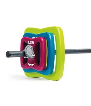 Body Pump rinkinys TIGUAR® Power Gym Butterfly
