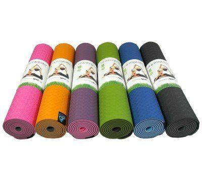 Aerobinis kilimėlis Sportbay® ECO Fit Deluxe