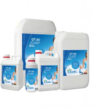 Algicidas Ocedis QT 15 5l Standartinis – Vandens Dumblių Naikinimas