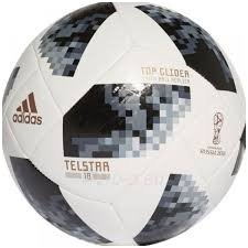 Futbolo kamuolys Adidas TELSTAR 18 Top Glider CE8096