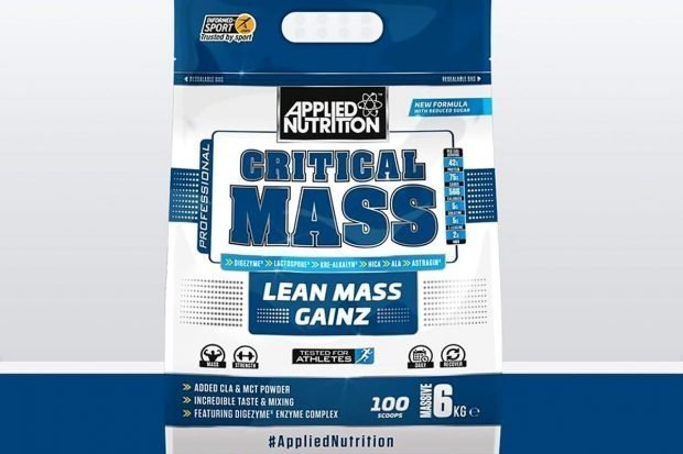 Applied Nutrition Critical Mass Gainz 6kg