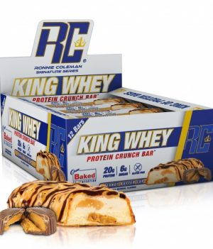 King Whey batonėlis 57g
