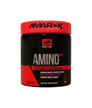 AMINO RX - 400G / 40 porcijų