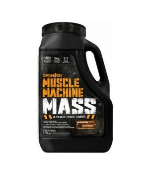 Grenade Muscle Machine Mass 2250g.