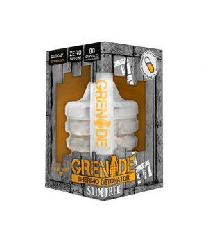 Grenade® Thermo Detonator® Stim Free® 80 kapsulių
