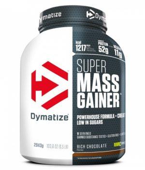 Dymatize Super Mass Gainer 2943g.
