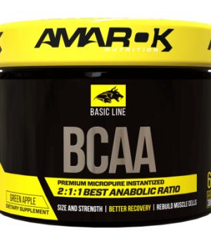 AMAROK Basic BCAA Pulver atsistatymui