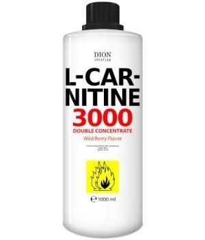 L-Karnitinas 3000 lieknėjimui ir energijai