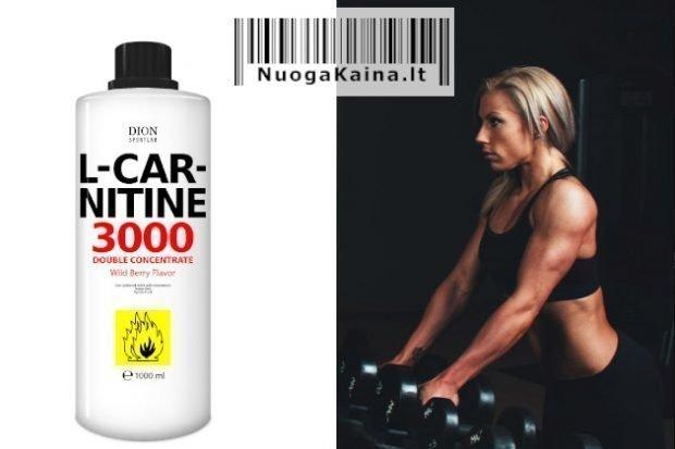 L-karnitinas 3000